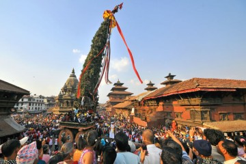 Glimpse of exotic Nepal : A comfort tour