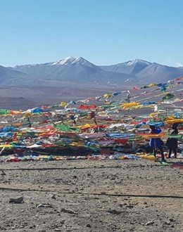 Tibet Tour Combined Everest Basecamp